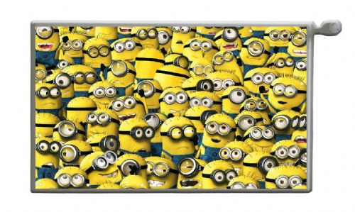 MINIONS Magnetic Radiator Cover